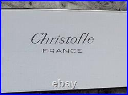 46 piece Christofle Marly Silverplate Flatware Service for 9 Set France