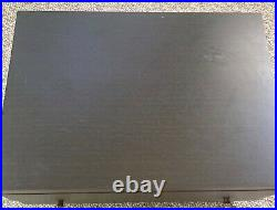 (86) Piece Rogers Bros Southern Splendor Flatware Silverware Set 1962 Service 12