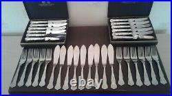 ARTHUR PRICE Kings Design Silver Service 100 Piece Canteen of Cutlery