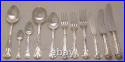 ASHLEIGH Design SELFRIDGES Oxford St Silver Service 124 Piece Canteen of Cutlery