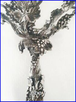 A Magnificent 20 Victorian Silver Plated Centre Piece by Elkington & Co 1846