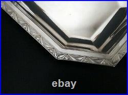 Antique French Art Deco Serving Bowl/ Dish Tableware Serving Pieces
