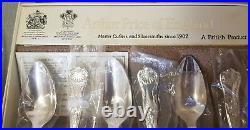 Arthur Price Grecian Sovereign Grade Silver 6 box. 26 Piece Cutlery Canteen