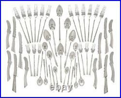 Borek Sipek DRIADE Follies' ALIX Cutlery 48 Piece Set for 6 Persons