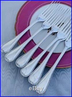Christofle Malmaison Flatware 36 Pieces