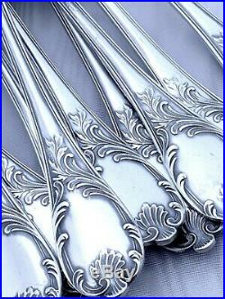 Christofle Marly Flatware 48 Pieces