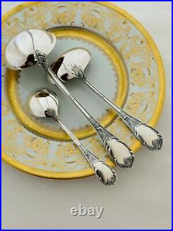 Christofle Marly Pattern 3 Splendid Serving Pieces