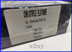 Christofle Orleans Flatware Buffet Set 24 Piece