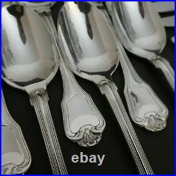 Christofle PORT ROYAL 12 place settings, 61 pieces Dinner Table set
