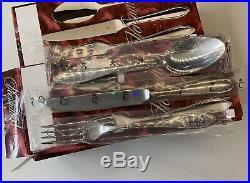Christofle Versailles Flatware Buffet Set 21 Piece