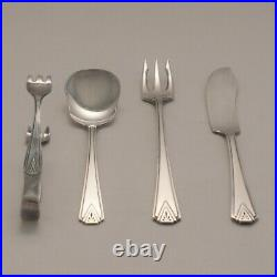 DEAUVILLE Design COMMUNITY Sheffield Silver Service 67 Piece Canteen of Cutlery