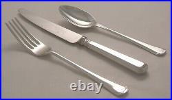 GRECIAN Design COOPER LUDLAM Silver Service 84 Piece Canteen of Cutlery