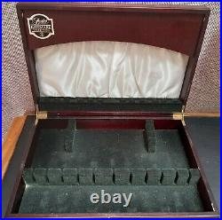 George Butler Kitemark Collection Dubarry pattern canteen for 6, 44 pieces