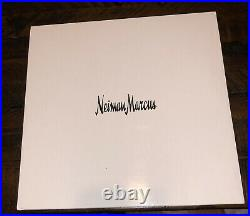 Godinger for Neiman Marcus Plume Silver Plated 5 Piece Serving Hostess Set