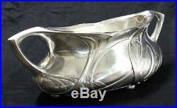 Interesting antique Plata Lappas Argentine Centre Piece silver plated