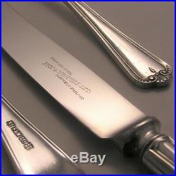 JESMOND Design SHEFFIELD Silver Service 84 Piece Canteen of Cutlery 8 person