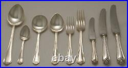 JESMOND Design VINCENT'S OF FROME Silver Service 50 Piece Canteen of Cutlery