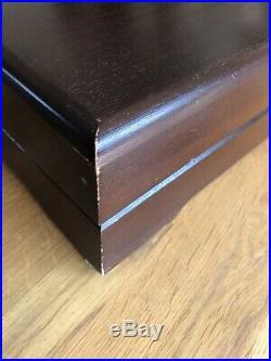 KINGS Design ARTHUR PRICE SHEFFIELD Silver Service 68 Piece Canteen of Cutlery