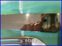 KINGS Design SHEFFIELD Silver Service 60 Piece (Set for 12 people) Cutlery