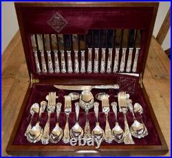 Kings Pattern 60 Piece Cutlery Set