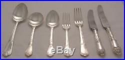 LA REGENCE Design ARTHUR PRICE Silver Service 40 Piece Canteen of Cutlery