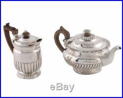 Matthew Boulton Sheffield Coffee Biggin &Tea Pot CIRCA 1800 SIGNED MUSEUM PIECES