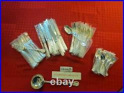 Ménagère Albi Superbe 49 Pieces Christofle Silver Plated Flatware Set