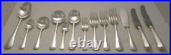 RATTAIL By Arthur Price Sovereign Silver Service 100 Piece Canteen of Cutlery