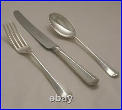 RATTAIL Design ARTHUR PRICE Sheffield Silver Service 92 Piece Canteen of Cutlery