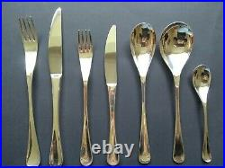 Rare 42 piece Alveston Old Hall Silver plated Cutlery set by Robert Welch