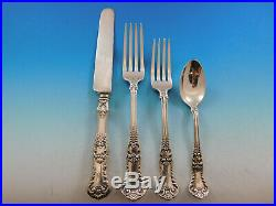 Richmond by Gorham Silverplate Flatware Set Service 36 pieces Dinner