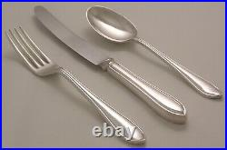 SANDRINGHAM Design VINERS SHEFFIELD Silver Service 60 Piece Canteen of Cutlery