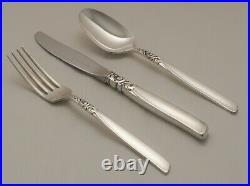 SOUTH SEAS Design COMMUNITY Sheffield Silver Service 50 Piece Canteen of Cutlery
