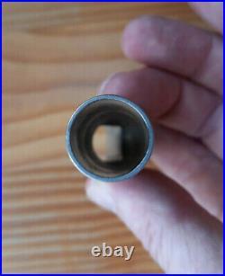 Saxophon mundstück Tenor saxophone Sugal JB II 7 mouthpiece silverplated Rare