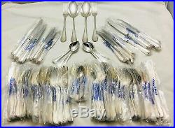 Villeroy & Boch Le Closiere 120 silver plated cutlery service for 12 124 piece