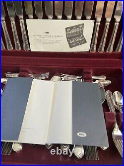 Viners 100 Piece Canteen Service (guild Silver Collection)