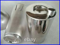 Vintage 1928 Original Zeppelin Cocktail Shaker 14 Pieces Extremely Rare