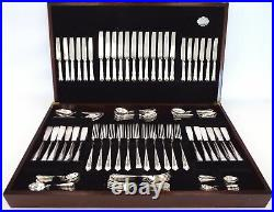 Vintage COOPER LUDLAM Table Service For 12 120 Piece EPNS Silver Plated N14