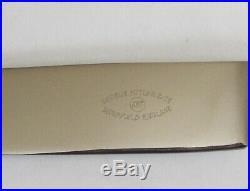 Vintage George Butler & Co ART Sheffield Cutlery EPNS 44 Piece Set + Wooden Case