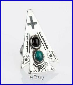 Vintage Spell & the Gypsy Collective Designs Third Eye Ring Sz 6