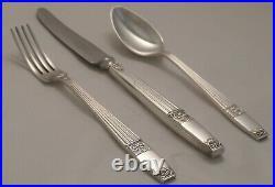 WESTMINSTER Design ELKINGTON & CO Silver Service 50 Piece Canteen of Cutlery
