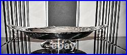 WMF Lily of the Valley Silver Plated Art Nouveau, Centre Piece /Fruit Stand, C1903
